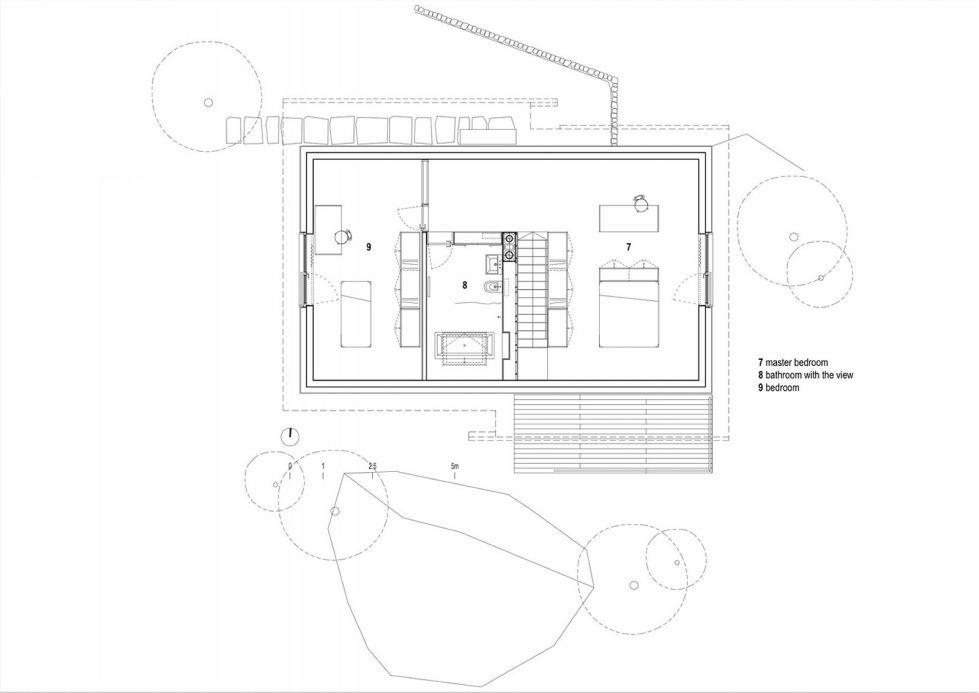House in the Stara Fuzina village Upon The Project Of Skupaj Arhitekti 30