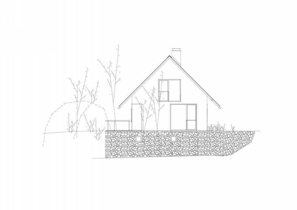 House in the Stara Fuzina village Upon The Project Of Skupaj Arhitekti 31