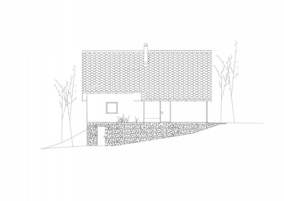 House in the Stara Fuzina village Upon The Project Of Skupaj Arhitekti 32
