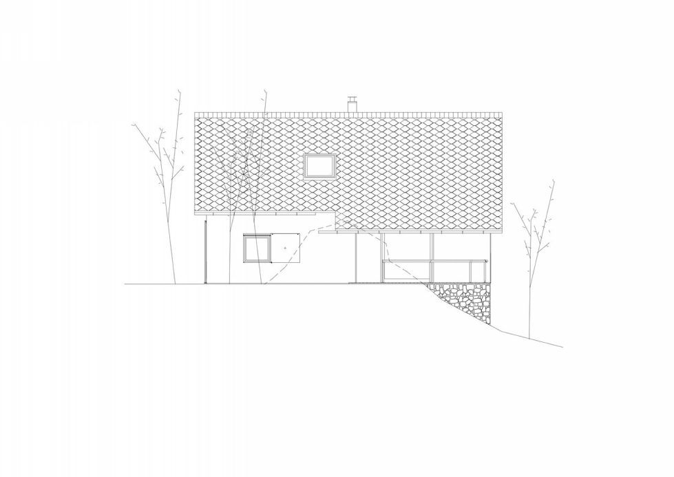 House in the Stara Fuzina village Upon The Project Of Skupaj Arhitekti 33
