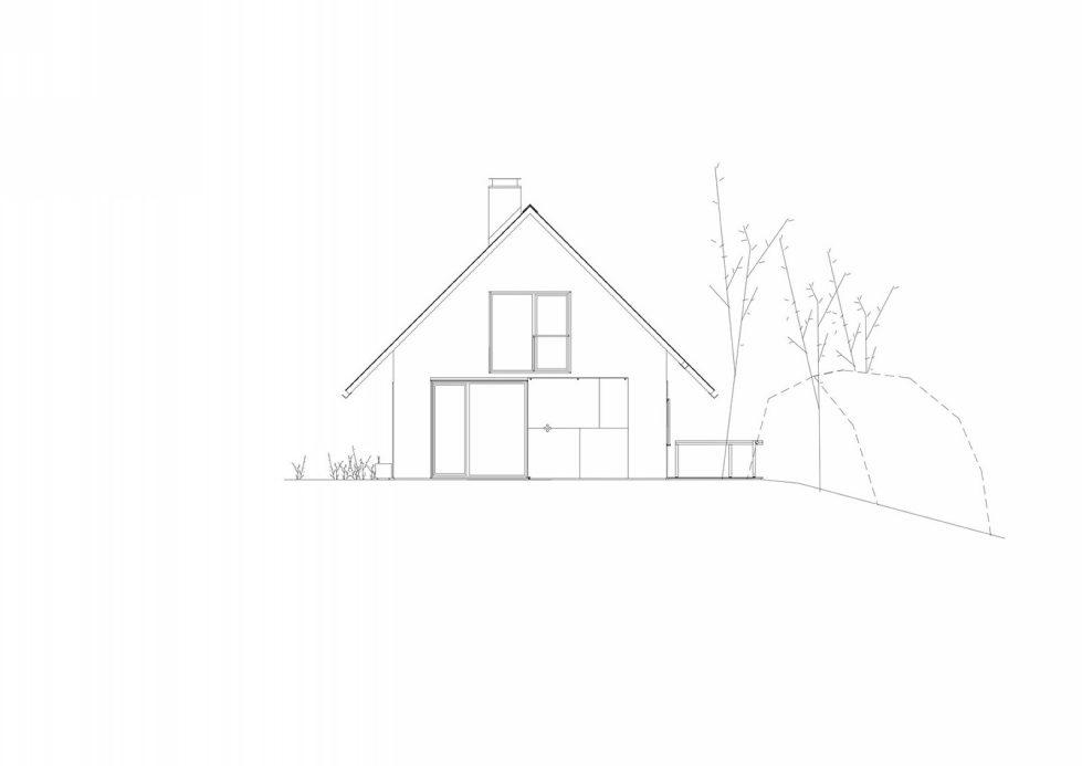 House in the Stara Fuzina village Upon The Project Of Skupaj Arhitekti 34
