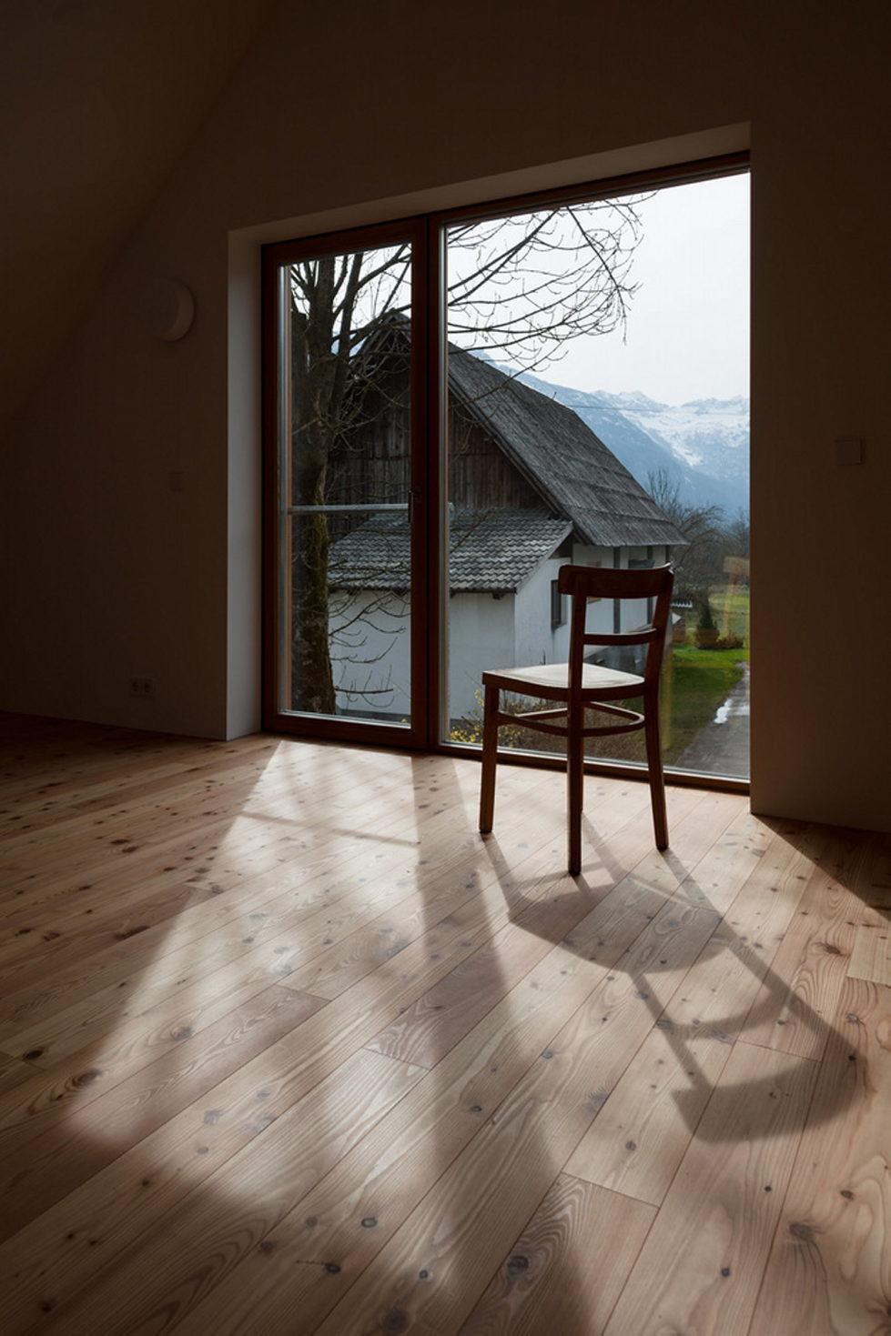 House in the Stara Fuzina village Upon The Project Of Skupaj Arhitekti 8