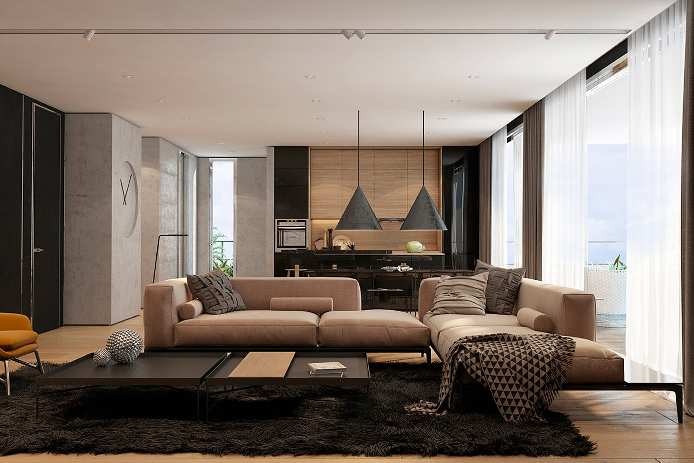 interior of modern apartments in tel aviv from iryna dzhemesiuk interior of modern apartments in tel aviv from iryna dzhemesiuk 1