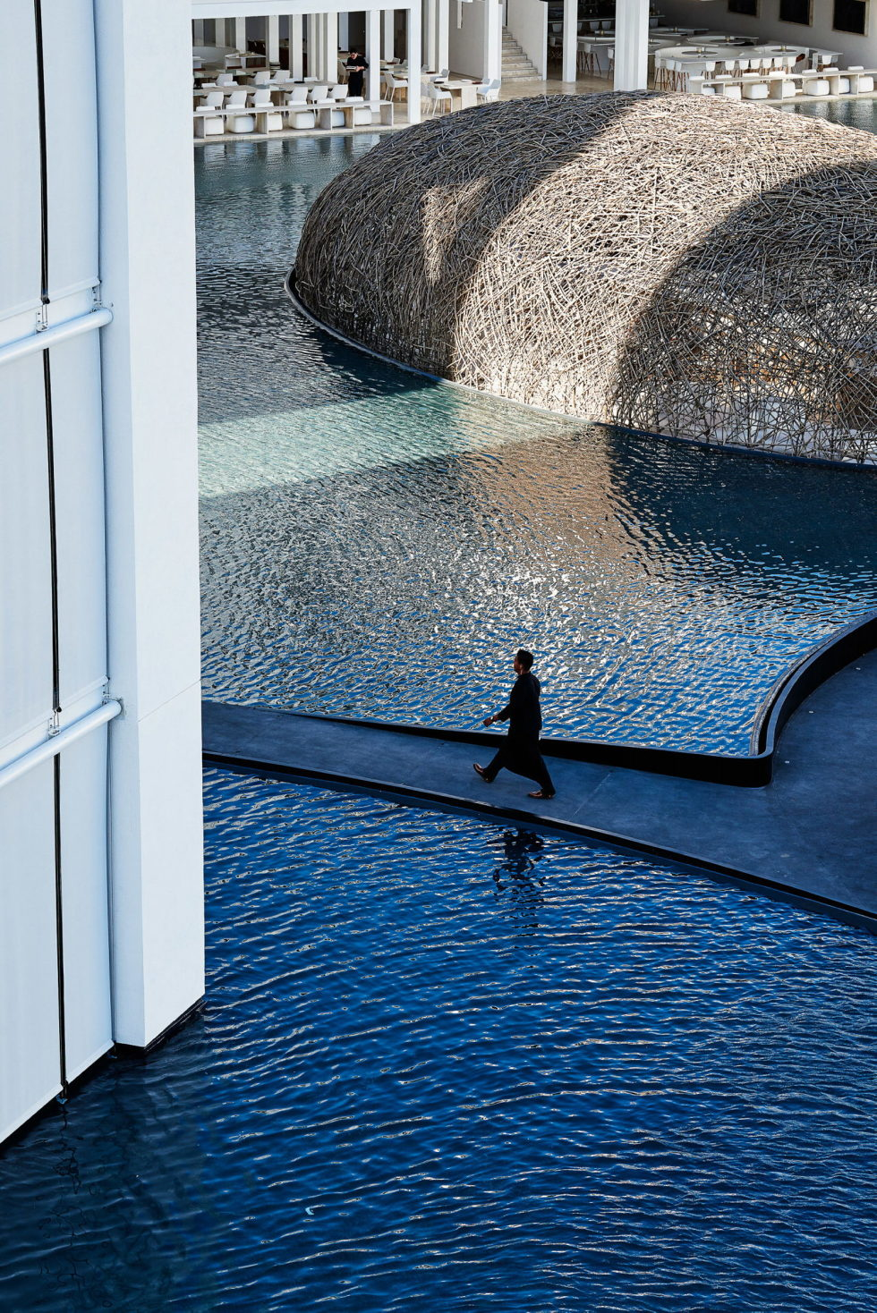 Mar Adentro The Amazig White Hotel In Mexico 13