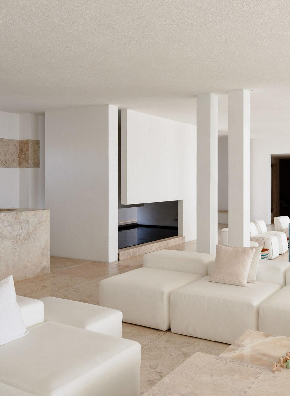 Mar Adentro The Amazig White Hotel In Mexico 16