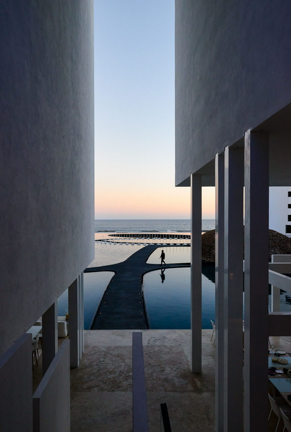 Mar Adentro The Amazig White Hotel In Mexico 2