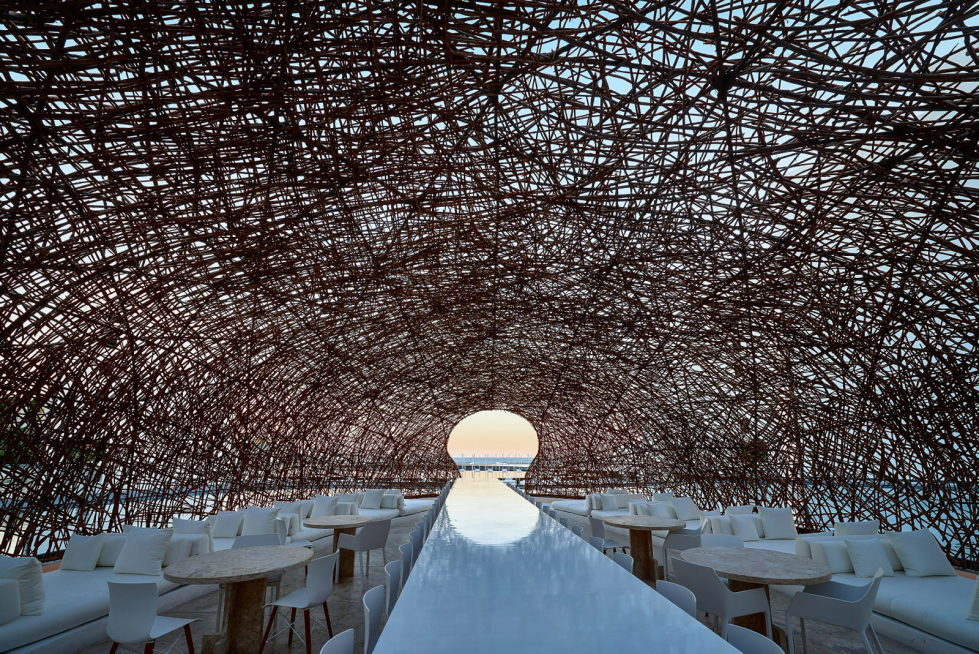 Mar Adentro The Amazig White Hotel In Mexico 8