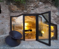 The Cave House On The Sicily Island Italy 1