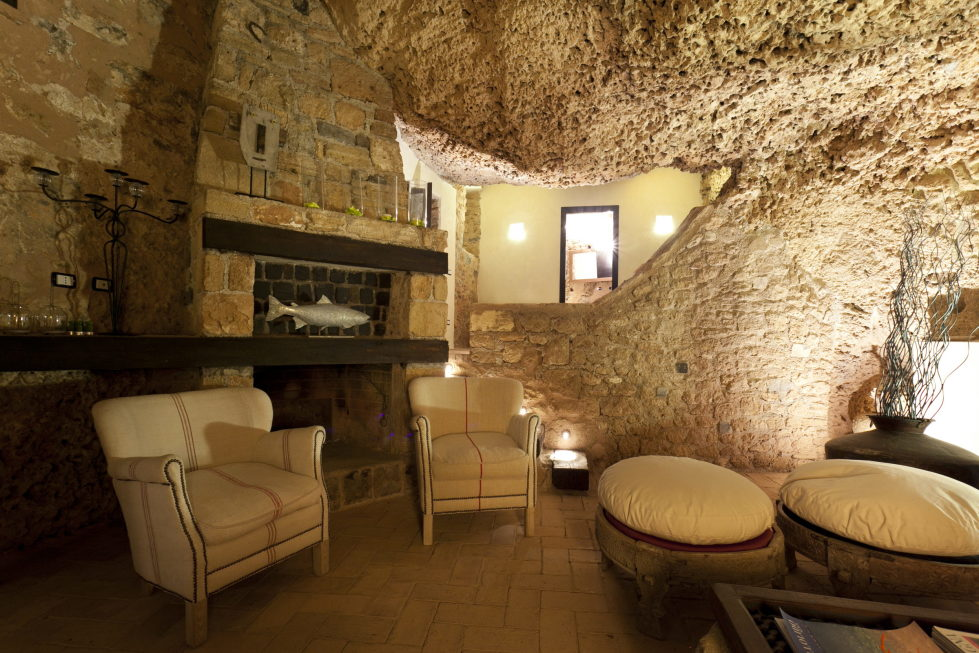 The Cave House On The Sicily Island Italy 15