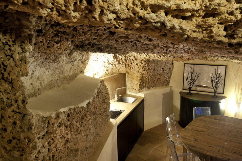 The Cave House On The Sicily Island Italy 18