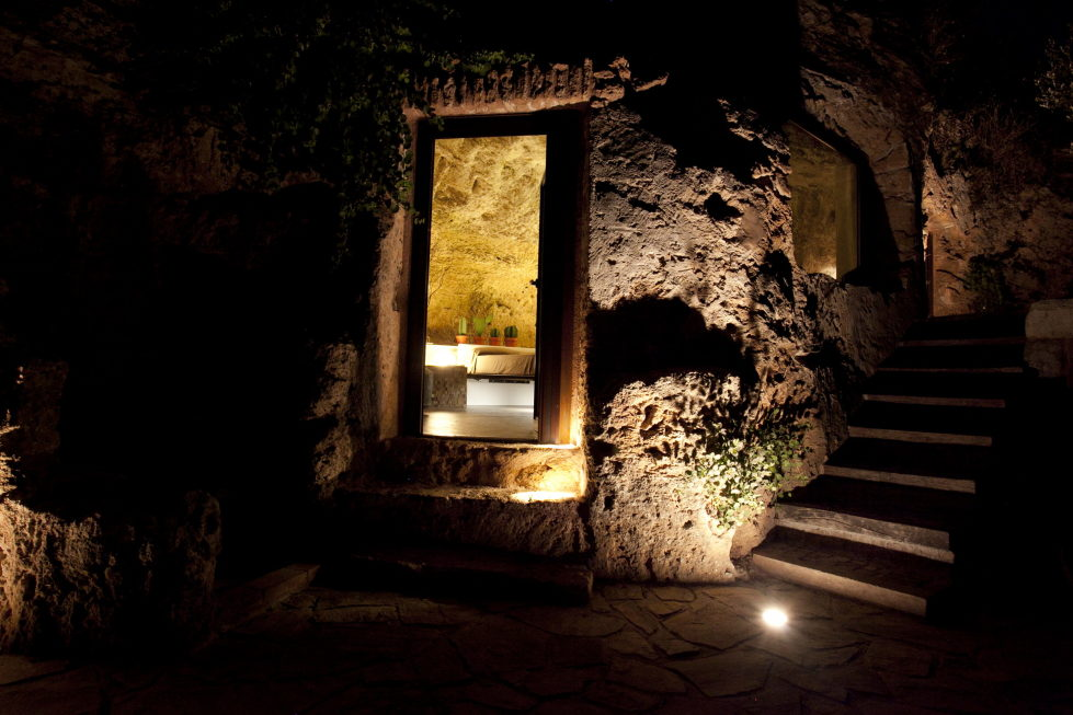 The Cave House On The Sicily Island Italy 5
