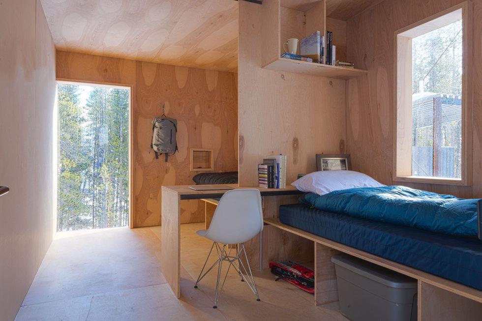 The Dormitory Of The Outward Bound School In Colorado 15