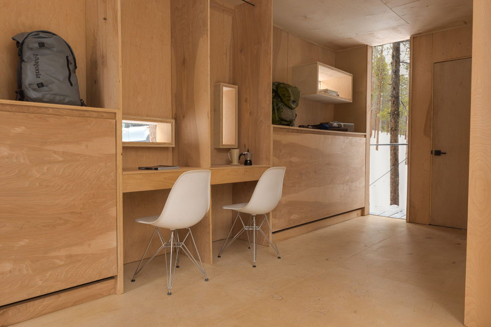 The Dormitory Of The Outward Bound School In Colorado 16