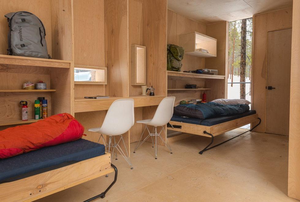 The Dormitory Of The Outward Bound School In Colorado 17
