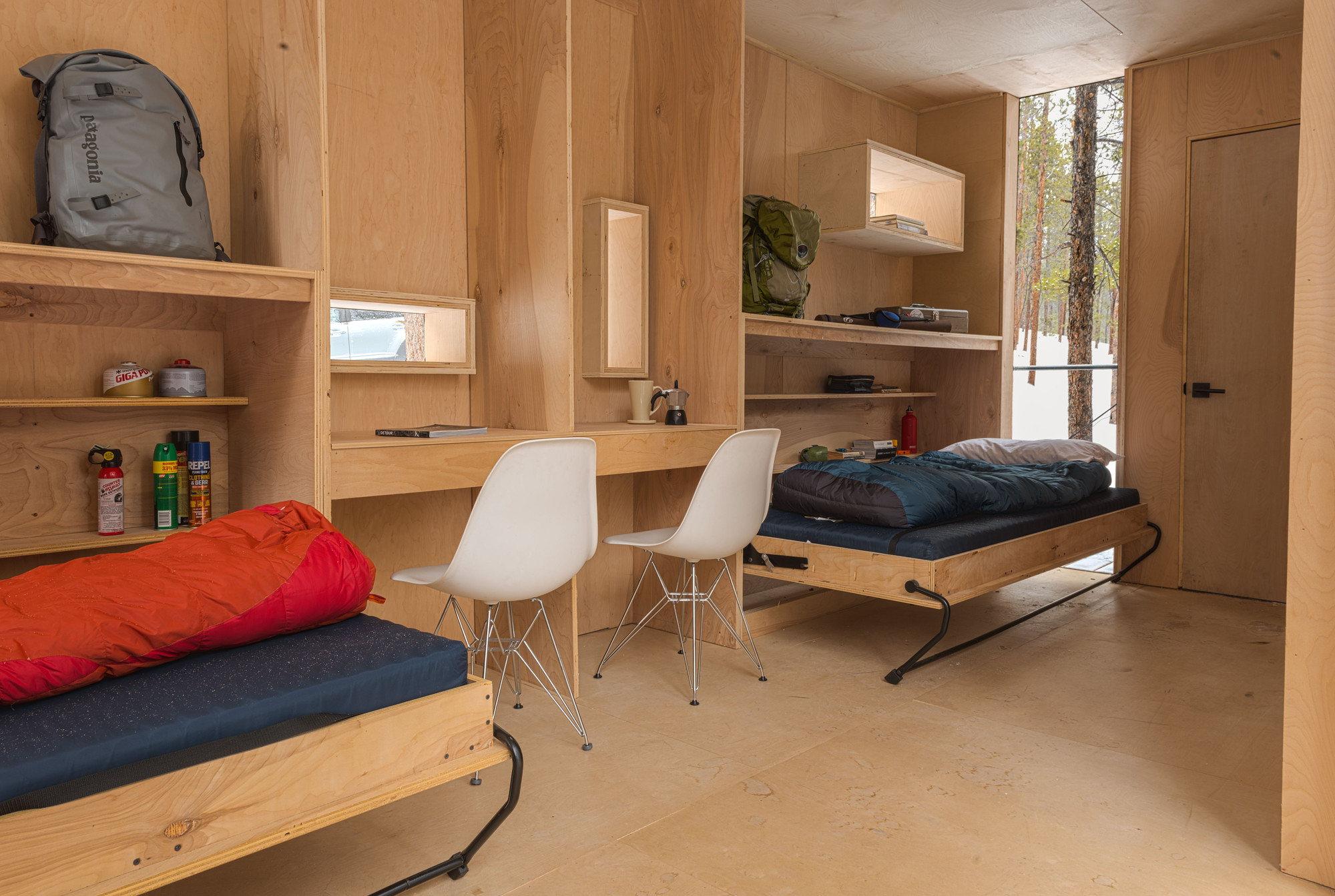 Dorm Room Bed Frame