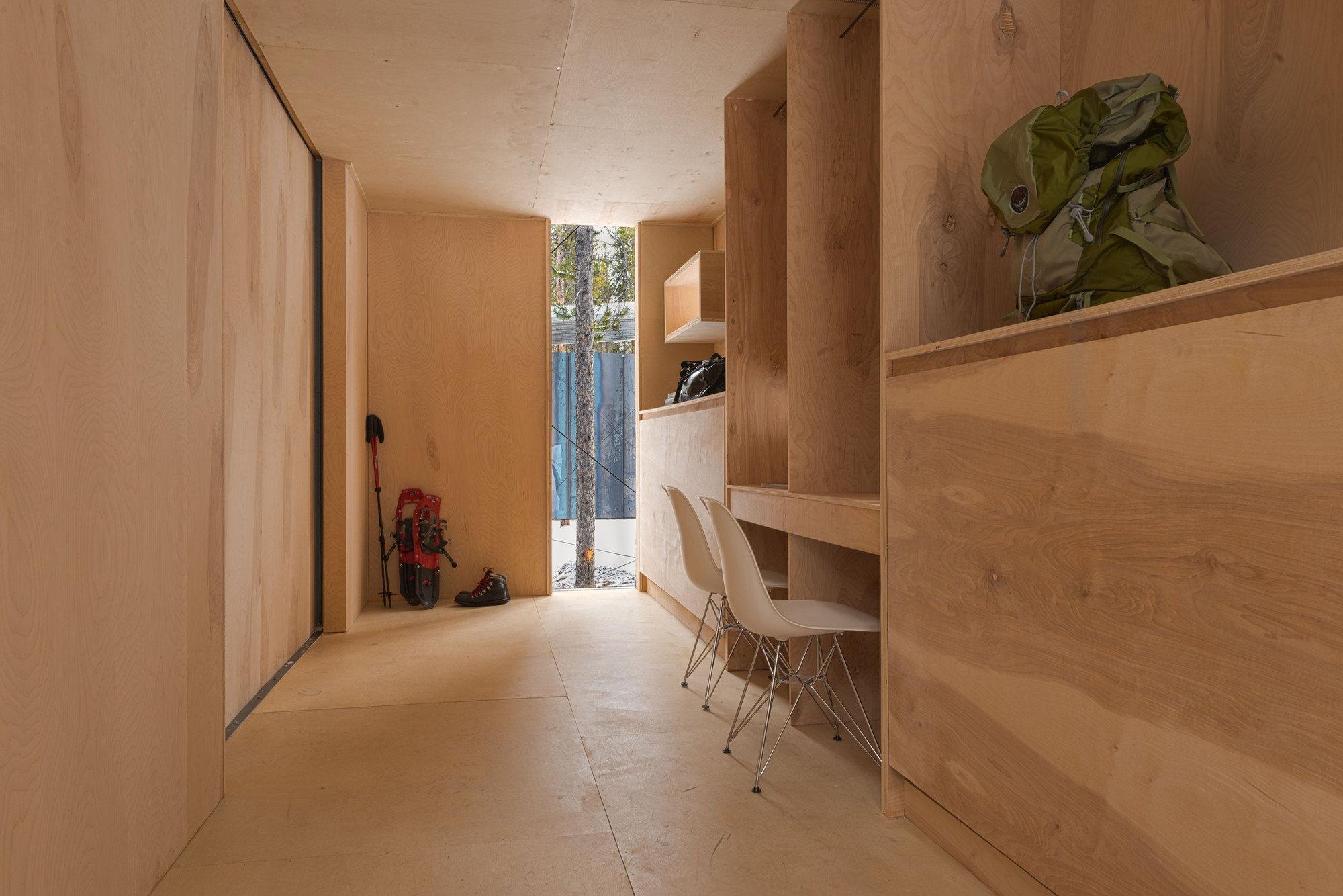 The Dormitory Of Outward Bound School In Colorado 18