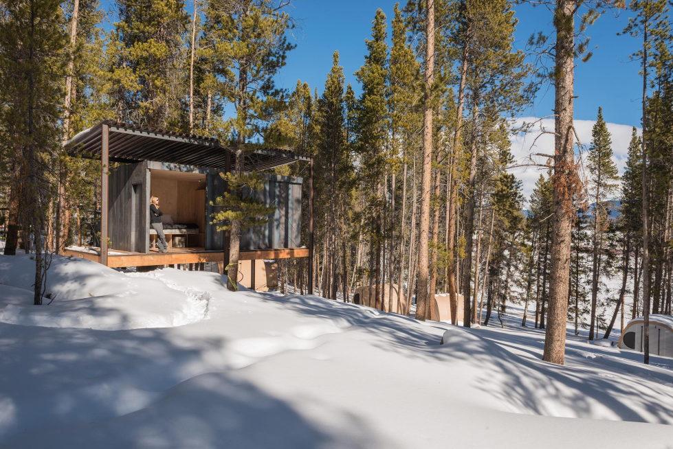 The Dormitory Of The Outward Bound School In Colorado 19