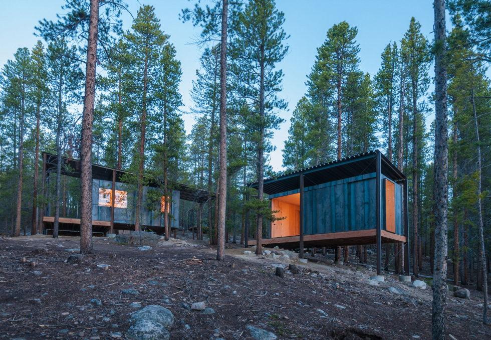 The Dormitory Of The Outward Bound School In Colorado 2