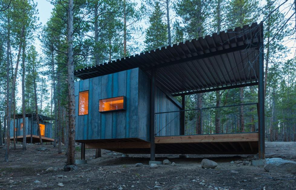 The Dormitory Of The Outward Bound School In Colorado 5