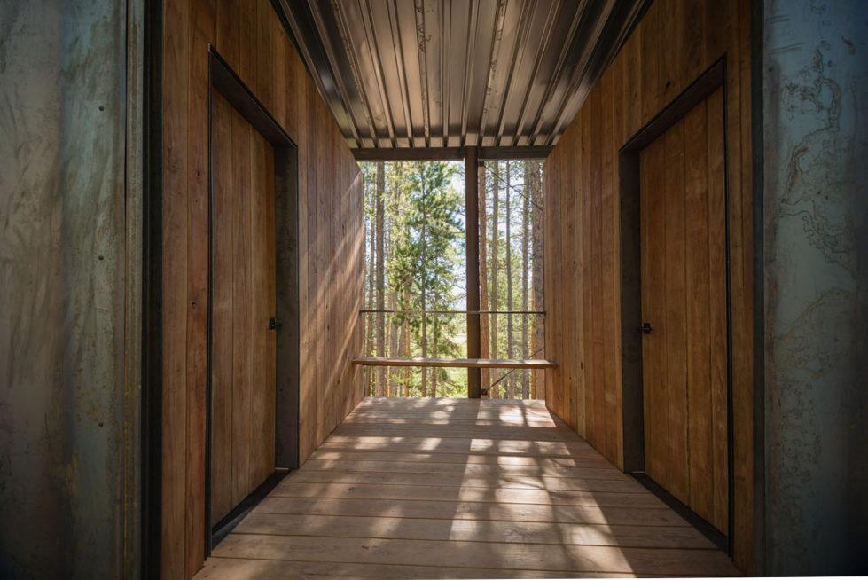 The Dormitory Of The Outward Bound School In Colorado 8
