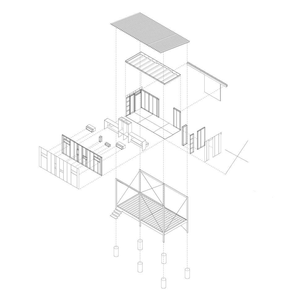 The Dormitory Of The Outward Bound School In Colorado Plan 9