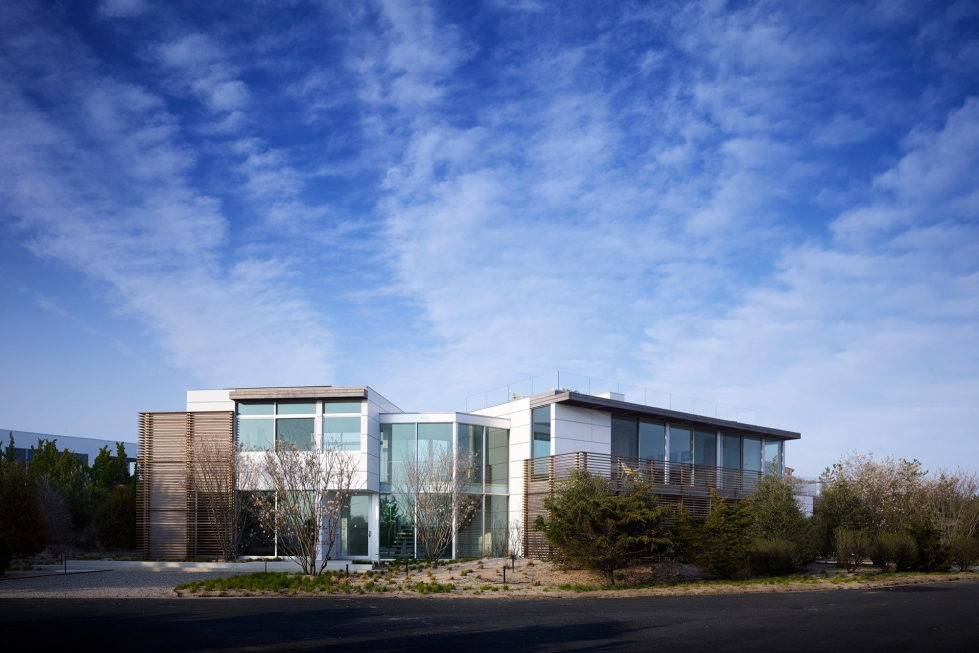 The House In Dunes Facing The Ocean, The USA 2