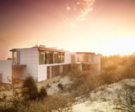 The House In Dunes Facing The Ocean, The USA 8