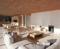 The House In Provence Overlooking The Sea From Bruno Erpicum Partners 17
