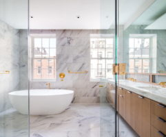 The Spacious Classic Penthouse From Good Property and Turett Collaborative Architects 9