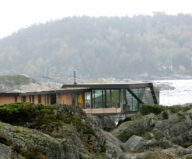 The Summer Family House On The Rocky Norwegian Island 13