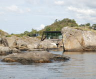 The Summer Family House On The Rocky Norwegian Island 14