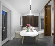 The Three-Storey Penthouse In London 12
