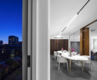 The Three-Storey Penthouse In London 13