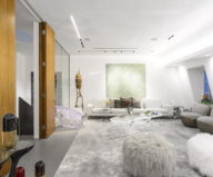 The Three-Storey Penthouse In London 5