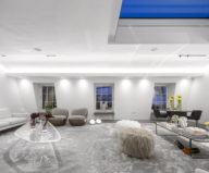 The Three-Storey Penthouse In London 6
