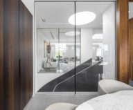 The Three-Storey Penthouse In London 9