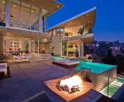 The Upscale House With The Panoramic View On Los Angeles 1