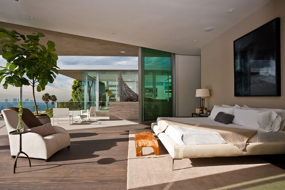 The Upscale House With The Panoramic View On Los Angeles 13