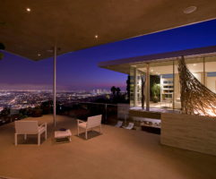The Upscale House With The Panoramic View On Los Angeles 2