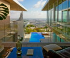 The Upscale House With The Panoramic View On Los Angeles 4