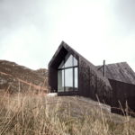 The house in Scotland from the Raw Architecture Workshop studio 1