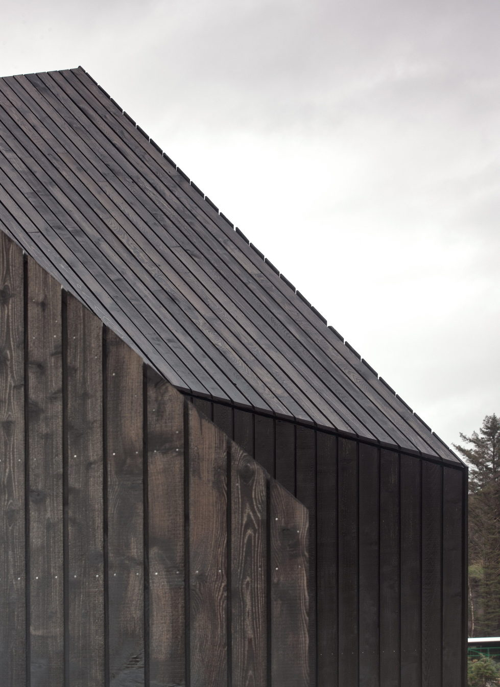The house in Scotland from the Raw Architecture Workshop studio 12