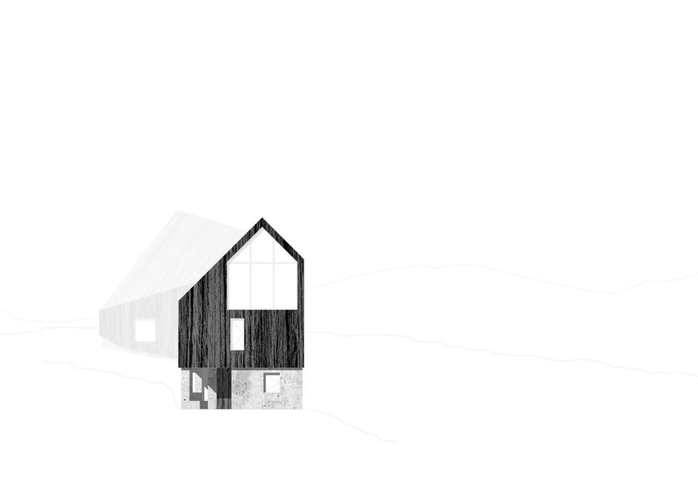 The house in Scotland from the Raw Architecture Workshop studio 18