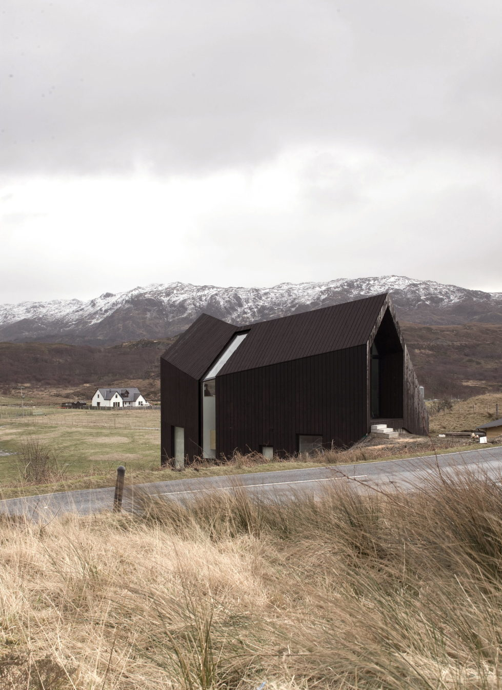 The house in Scotland from the Raw Architecture Workshop studio 2