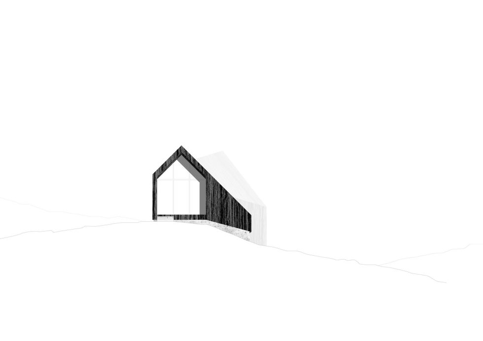The house in Scotland from the Raw Architecture Workshop studio 20