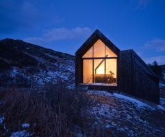 The house in Scotland from the Raw Architecture Workshop studio 3