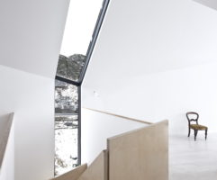 The house in Scotland from the Raw Architecture Workshop studio 4