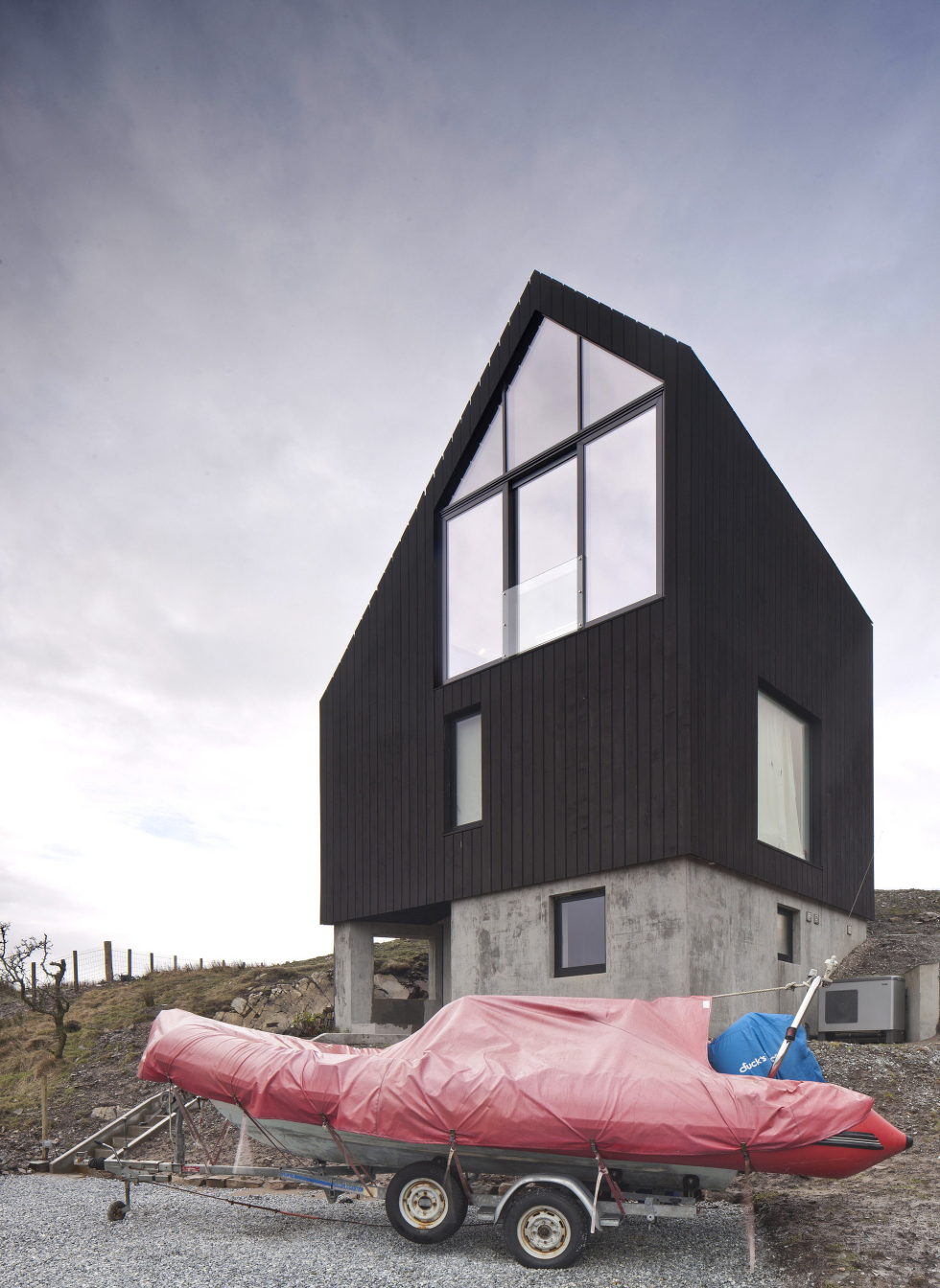The house in Scotland from the Raw Architecture Workshop studio 7
