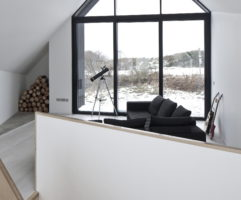 The house in Scotland from the Raw Architecture Workshop studio 8