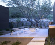 The house on a sandy hill in Arizona 18